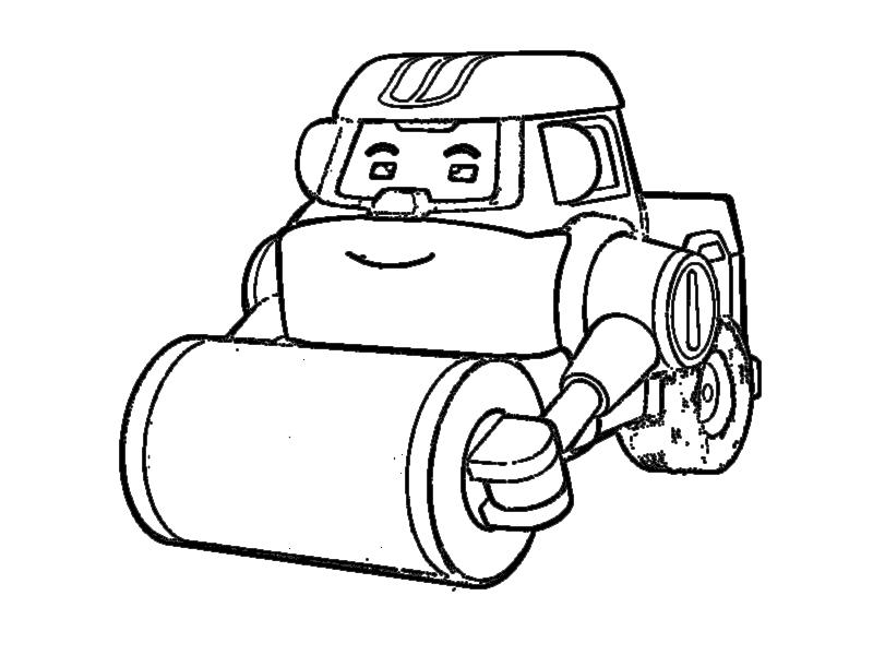 макс из поли робокар