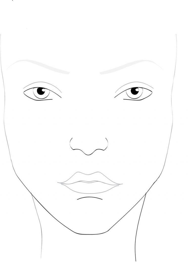 раскраска лицо человека для макияжа они временем