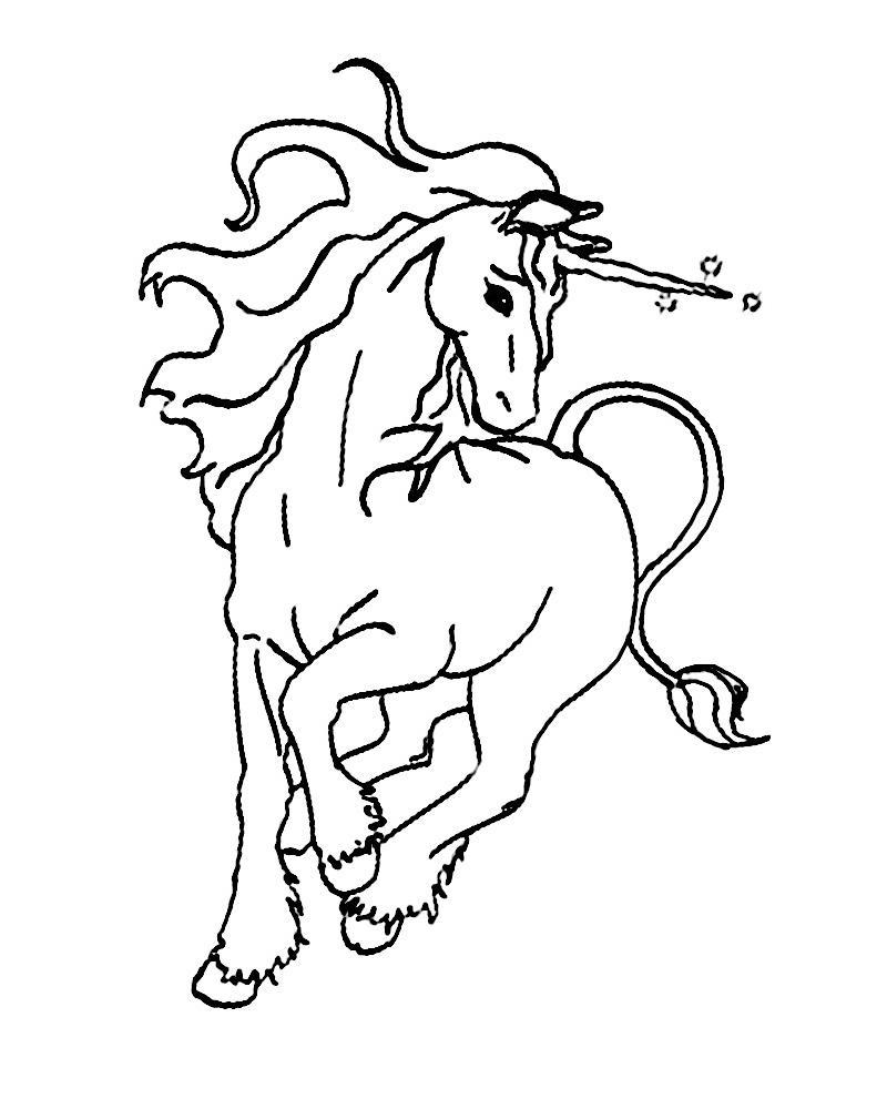 для девочек лошадки и единороги