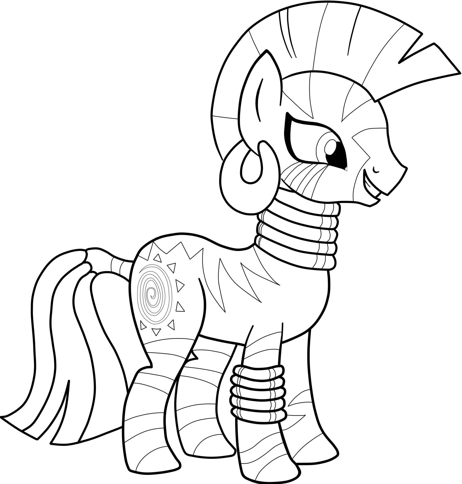 Раскраски май литл пони для девочек бесплатно распечатать и скачать