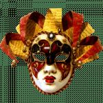 раскраски маски для девочек