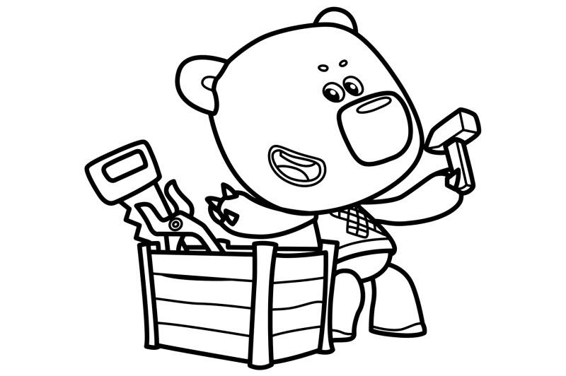 раскраски для девочек мимимишки распечатать бесплатно формат а4