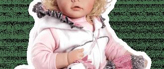 раскраски для девочек куклы