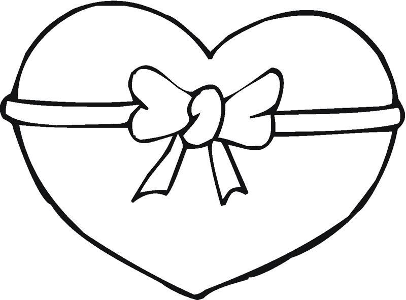 раскраски для девочки сердечки распечатать бесплатно