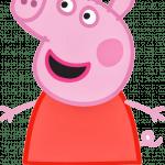 Раскраски для девочек Свинка Пеппа