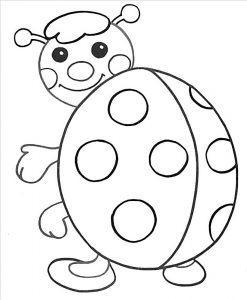 раскраски для девочек 2-3 лет распечатать бесплатно