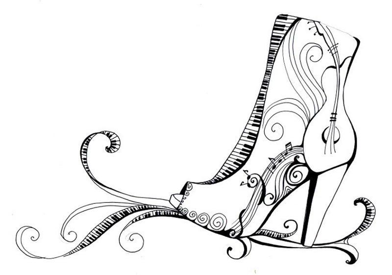 рисунки в дневнике для девочек