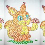 раскраски по точкам для детей распечатать бесплатно а4