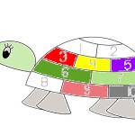 Математические раскраски 1 класс