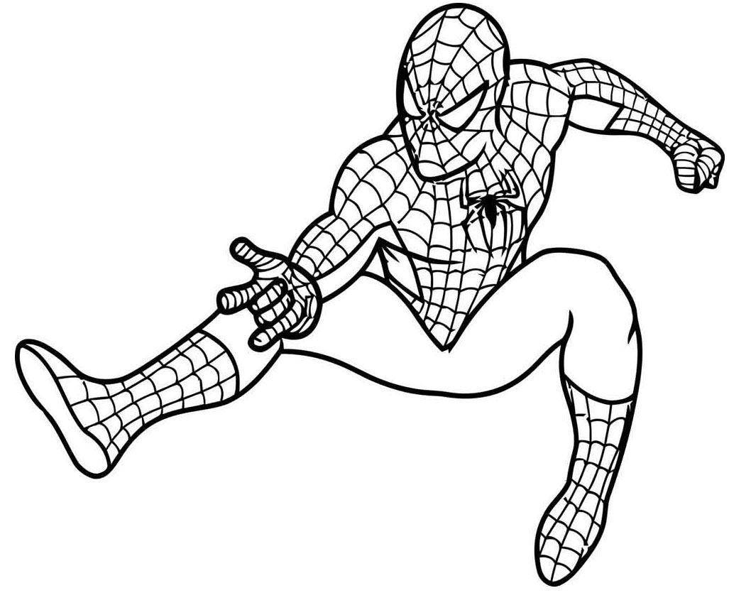 Человек паук Майлз Моралес