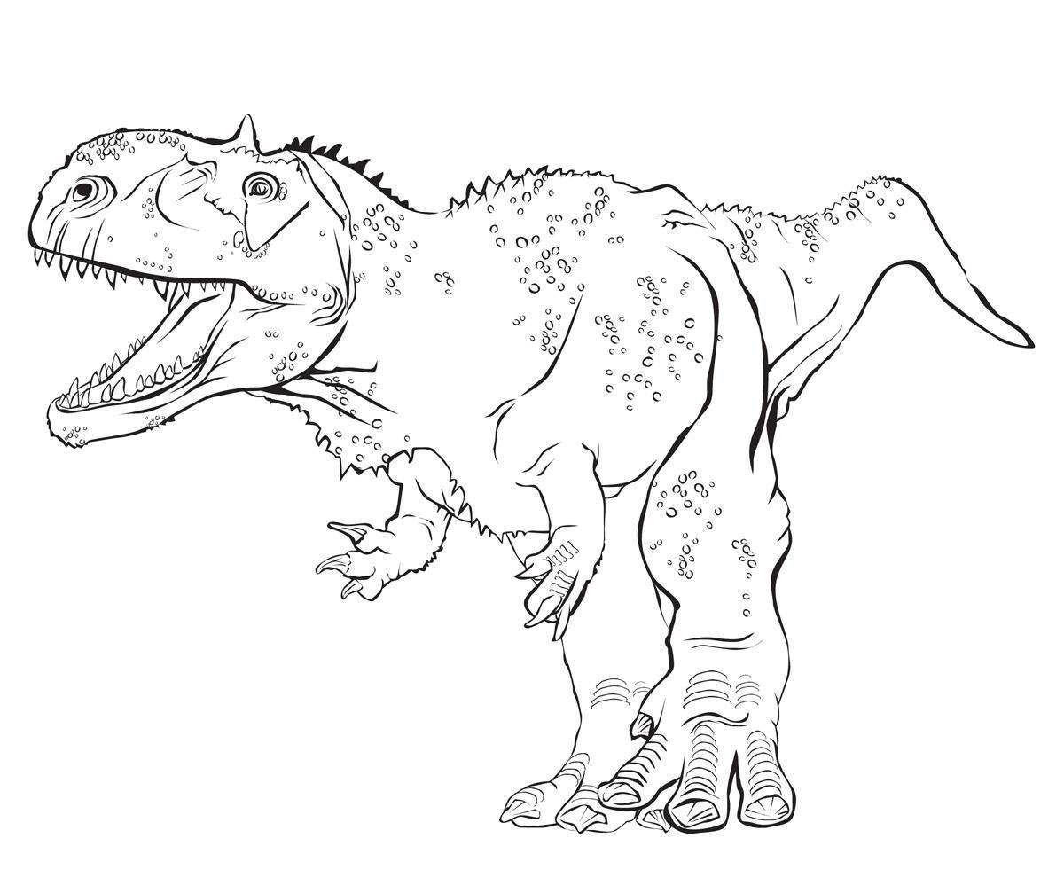 Динозавры для детей 6 лет