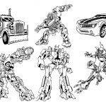 Раскраски роботы трансформеры под прикрытием