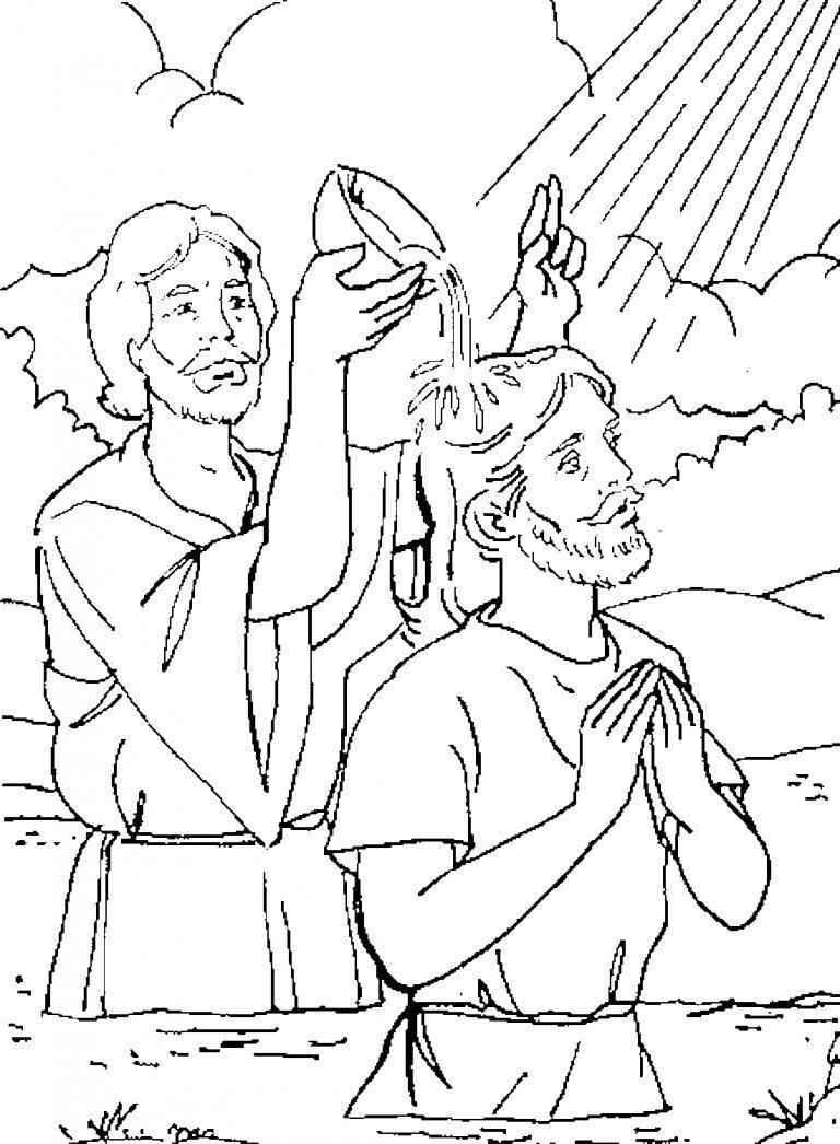 крещение руси картинка карандашом последнее время