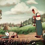 раскраска сестрица аленушка и братец иванушка русская народная сказка