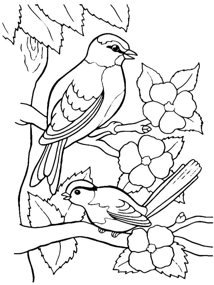 Картинки на тему весна распечатать