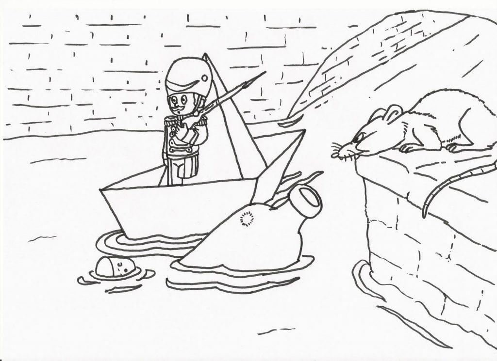 научно-практическая картинки оловянного солдатика карандашом славы девушки готовы