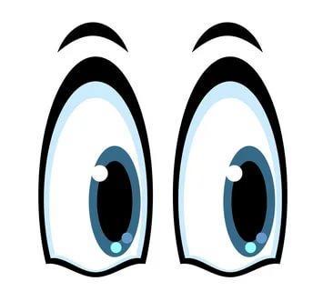 шаблон глаза для вырезания трафарет распечатать