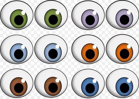 шаблон глаз человека трафарет распечатать
