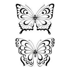 бабочки своими руками схемы шаблоны распечатать