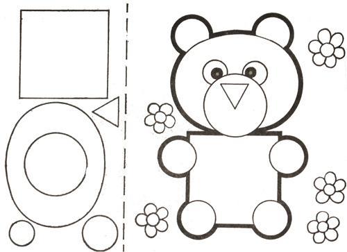 аппликация 2 класс с шаблонами распечатать
