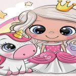 раскраски для девочек 6 7 лет