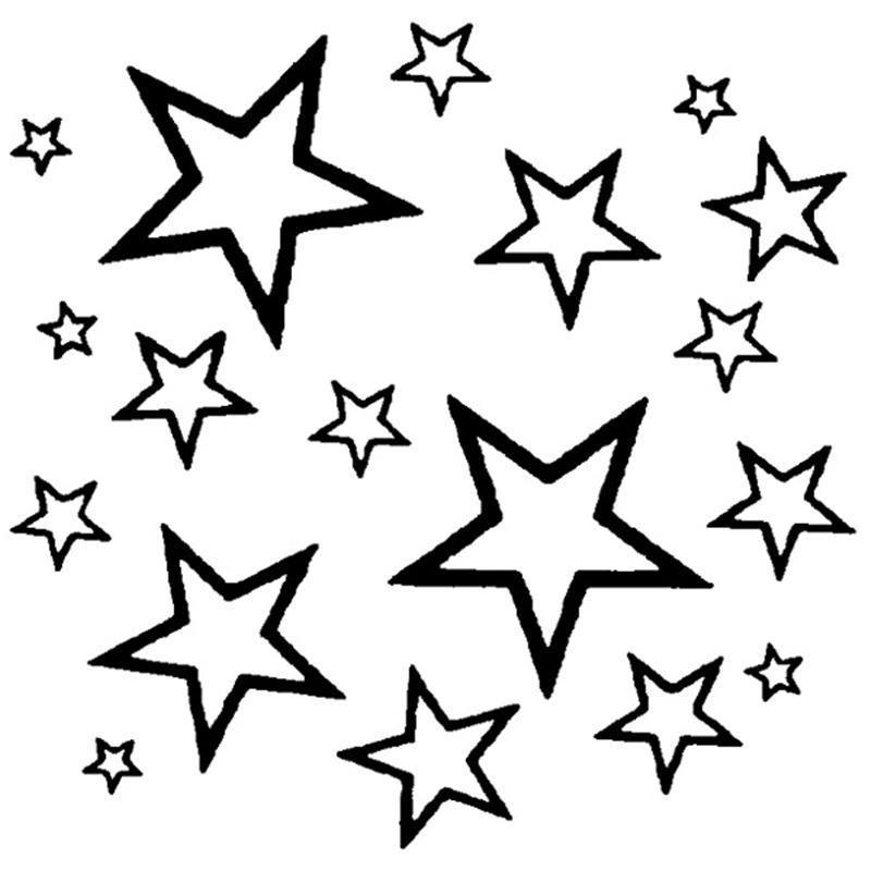Звездочки картинки печатать уху по-фински
