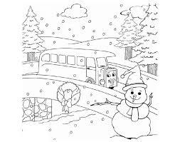 раскраска зима для детей 4-5 лет распечатать бесплатно