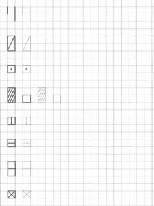 графический диктант по клеточкам для дошкольников 6-7 лет простые картинки