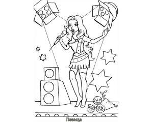 раскраски профессии для детей распечатать бесплатно